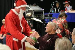 Unsere Patienten Weihnachtsfeier 2016