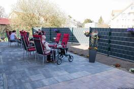 Außenbereich - Terrasse